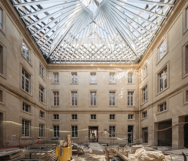 Le Garde Meuble Royal, actuel Hôtel de la Marine, à Paris - Page 3 La-ver10