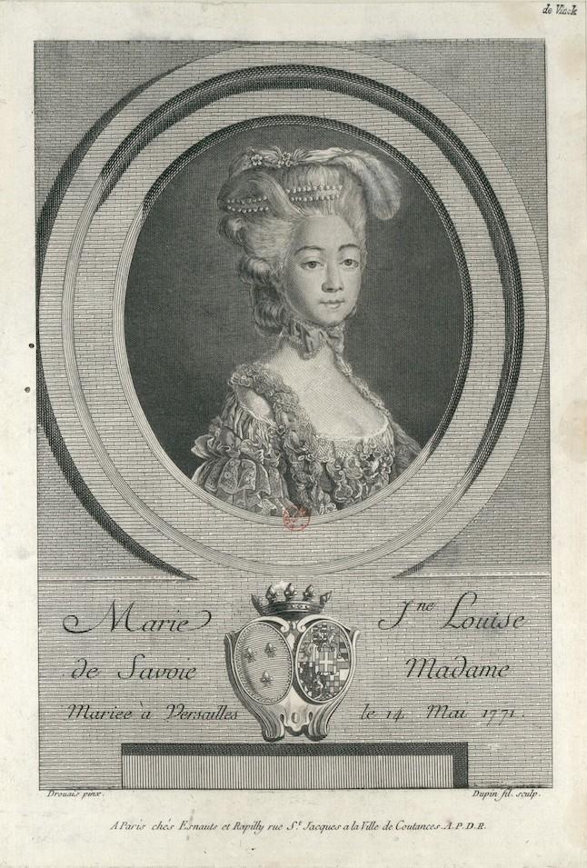 Joséphine - Marie-Joséphine de Savoie, comtesse de Provence - Page 8 La_com12