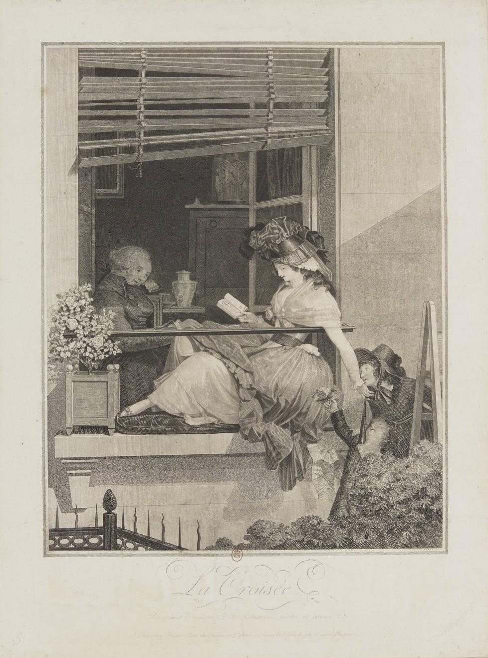 """Portraits  """" à la fenêtre """" - Page 7 La_cro10"""