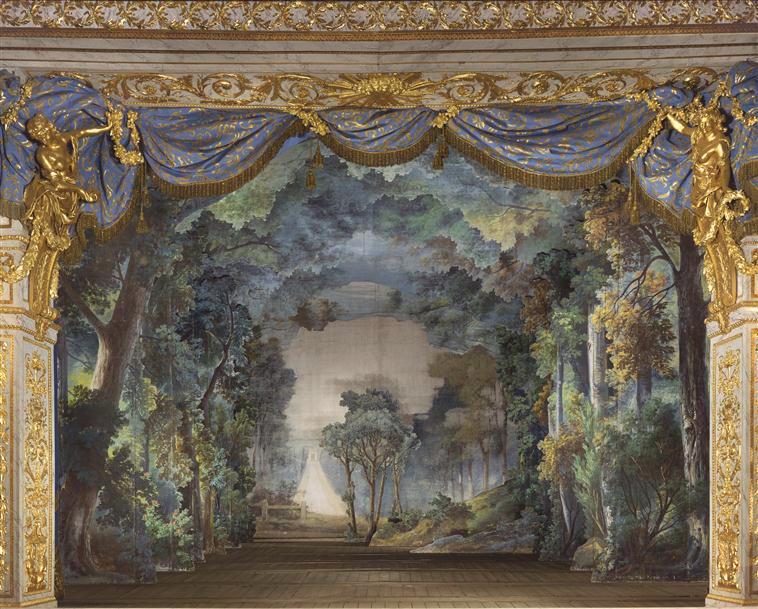 Le Petit Théâtre de Marie-Antoinette à Trianon - Page 4 La_for10