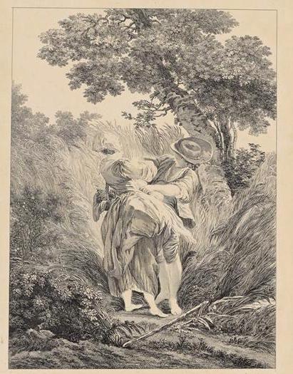 Pierre-Antoine Baudouin, dessinateur du libertinage au XVIIIe siècle La_ren10