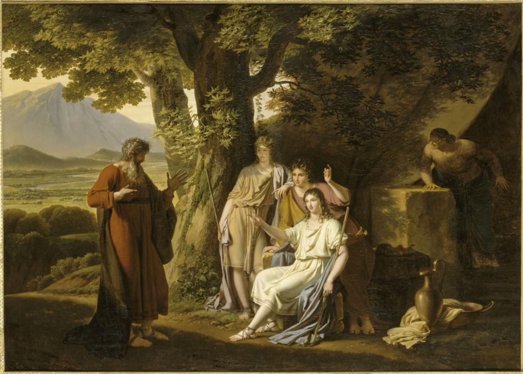 Louis Gauffier (1762-1801), peintre français installé en Italie Laappa10