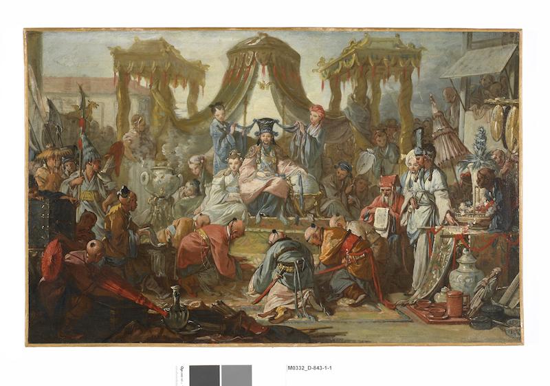 Exposition : Une des provinces du Rococo, la Chine rêvée de François Boucher (MBAA de Besançon) Laaudi10