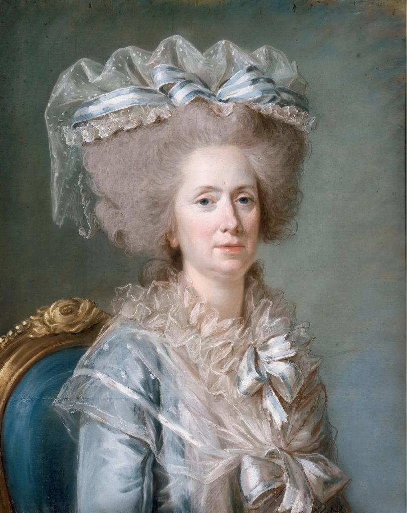 Adélaïde Labille-Guiard, peintre de Mesdames Labill10