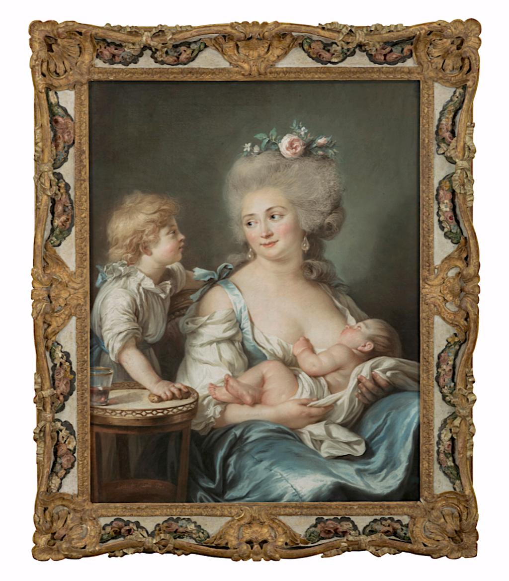 Adélaïde Labille-Guiard, peintre de Mesdames Labill12
