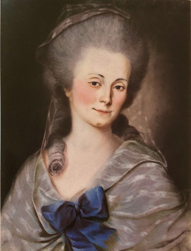 Sculpture : Les bustes de la princesse de Lamballe (présumée) Lambal10