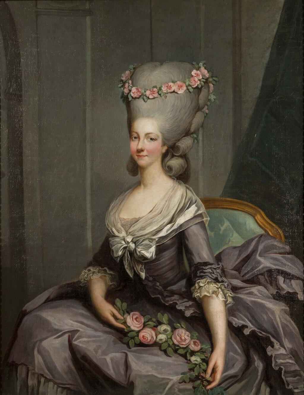 Portraits de la princesse de Lamballe - Page 10 Lambal15