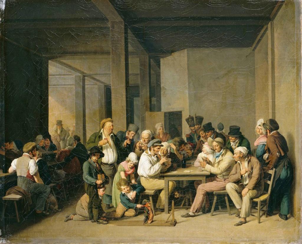 Louis-Léopold Boilly : peintre de la société parisienne de Louis XVI à Louis-Philippe Lar8_b10