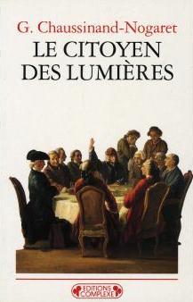 Variations sur l'Ancien Régime. De Guy Chaussinand-Nogaret Le-cit10