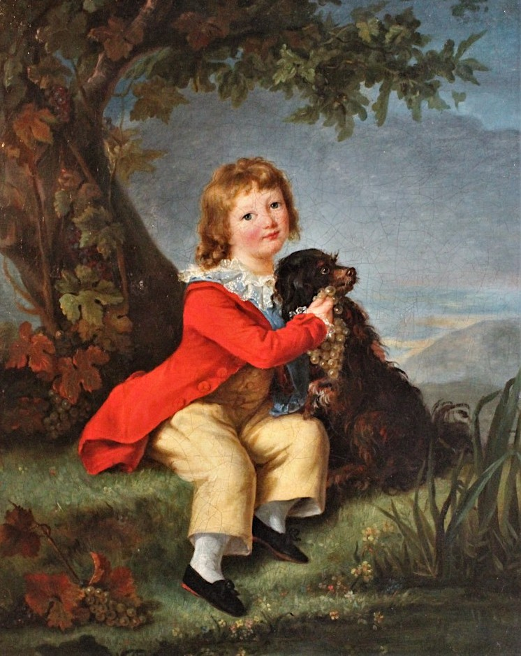 Louis-Charles, second dauphin, puis Louis XVII - Page 13 Le-duc10