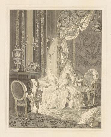 Pierre-Antoine Baudouin, dessinateur du libertinage au XVIIIe siècle Le_dan10
