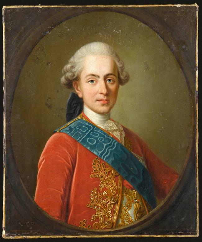 Premiers portraits du duc de Berry, futur Louis XVI, vus par Marie-Antoinette Le_dau10