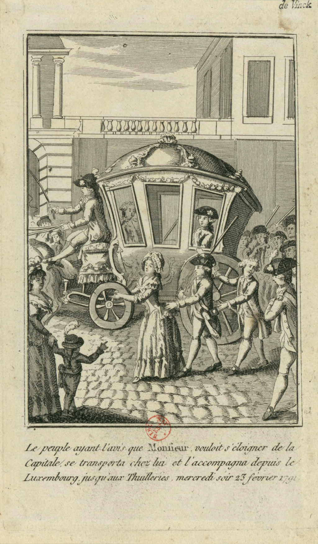 Louis-Stanislas, comte de Provence, et futur roi Louis XVIII - Page 9 Le_peu11
