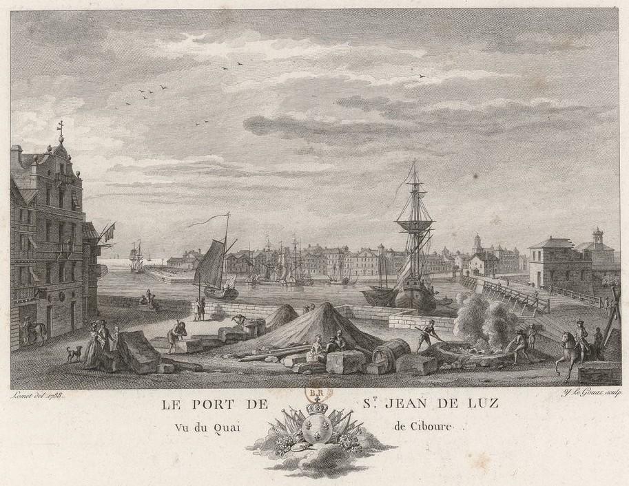 Jean-Joseph de Laborde, banquier de Louis XV, mécène des Lumières et inventeur des jardins de Méréville Le_por10