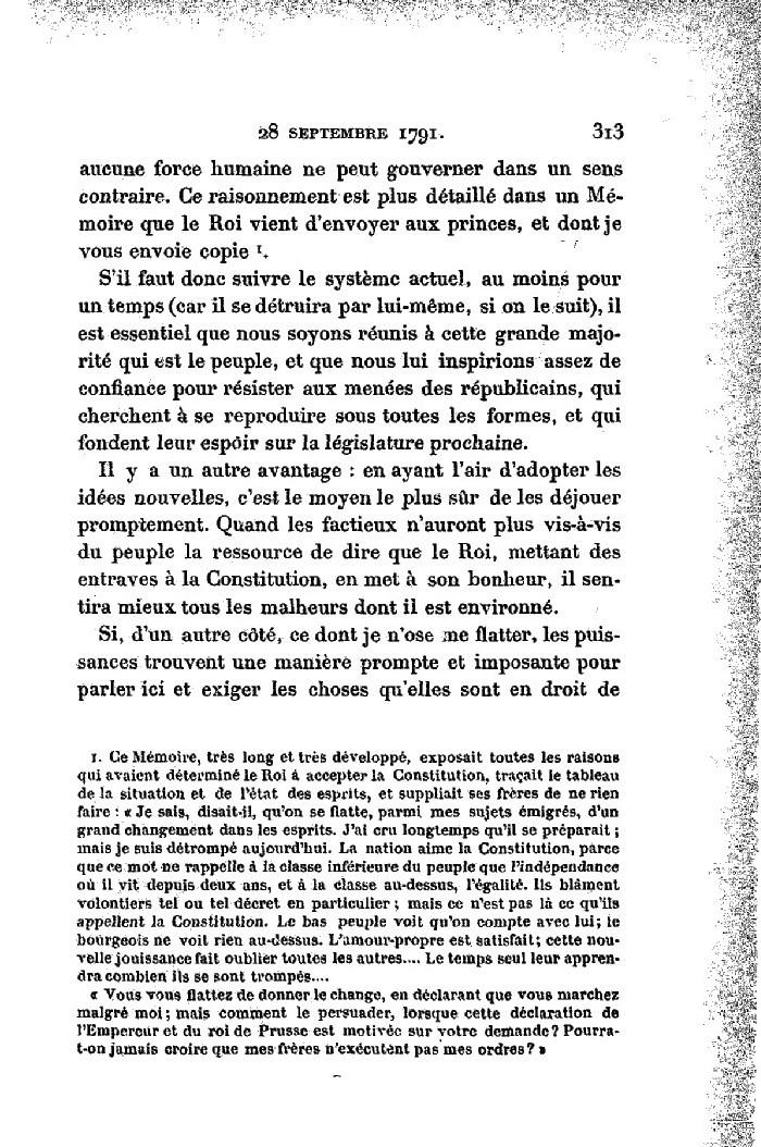 La correspondance de Marie-Antoinette avec le comte de Mercy-Argenteau - Page 2 Lettre12