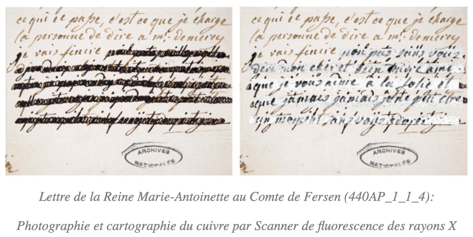 La correspondance de Marie-Antoinette et Fersen : lettres, lettres chiffrées et mots raturés - Page 25 Lettre22