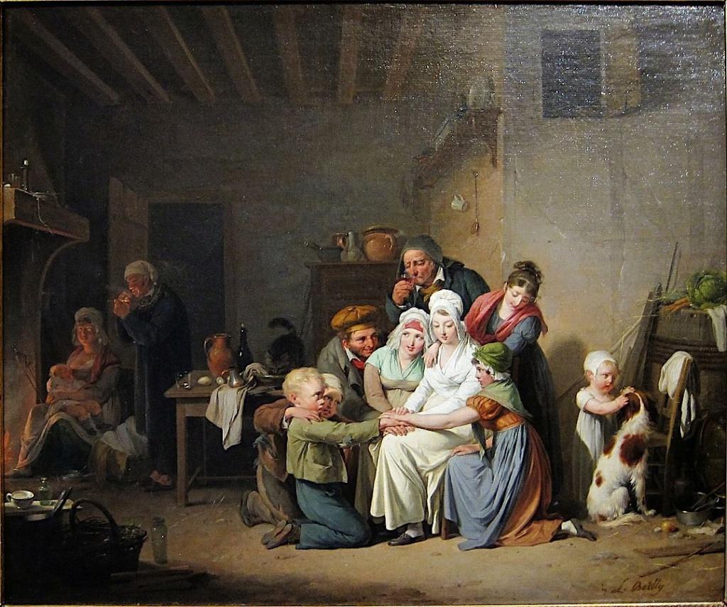 Louis-Léopold Boilly : peintre de la société parisienne de Louis XVI à Louis-Philippe Lille_11