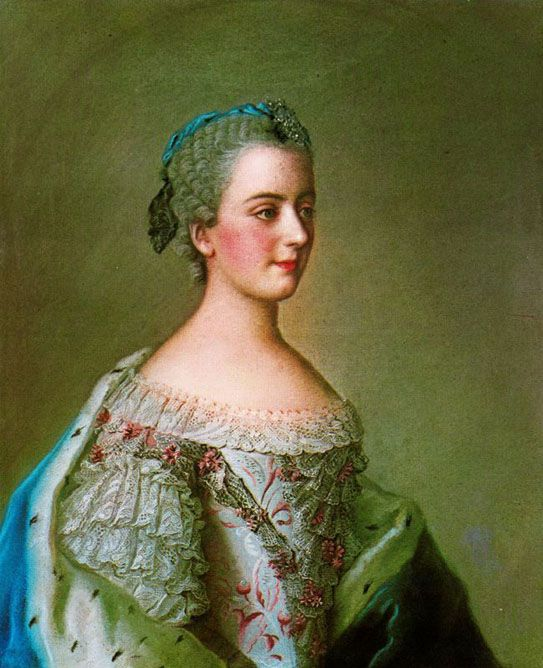 Louise-Marie de France, dite Madame Louise - Page 2 Liotar12