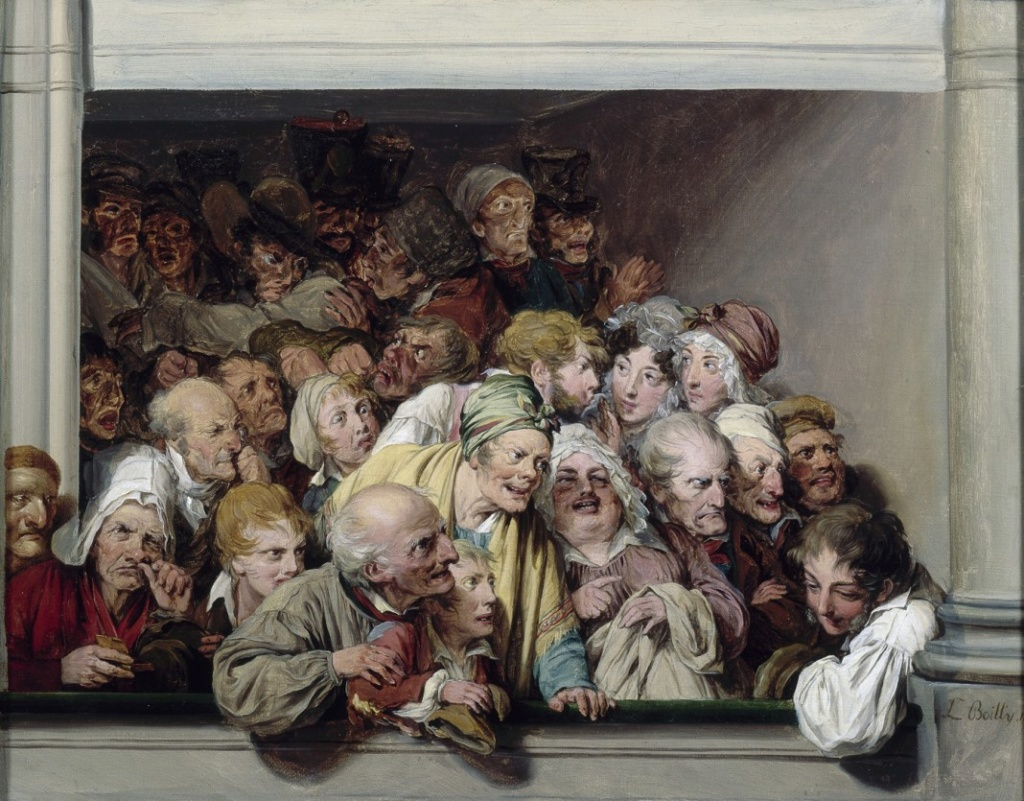 Louis-Léopold Boilly : peintre de la société parisienne de Louis XVI à Louis-Philippe Loge-t10