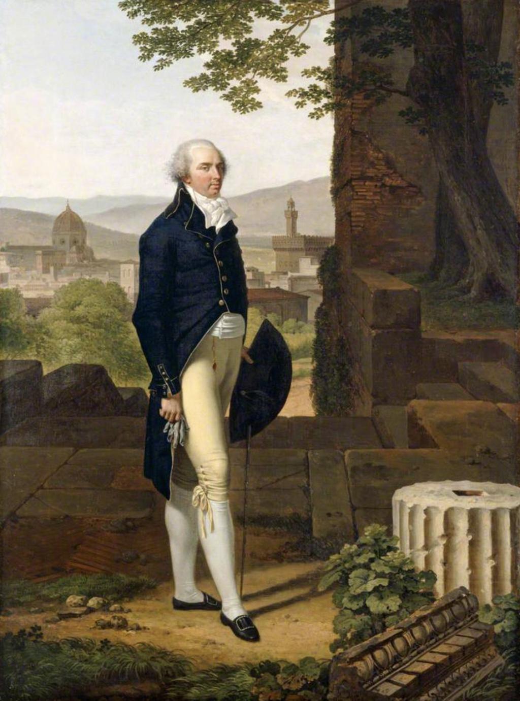 Louis Gauffier (1762-1801), peintre français installé en Italie Lord_w10