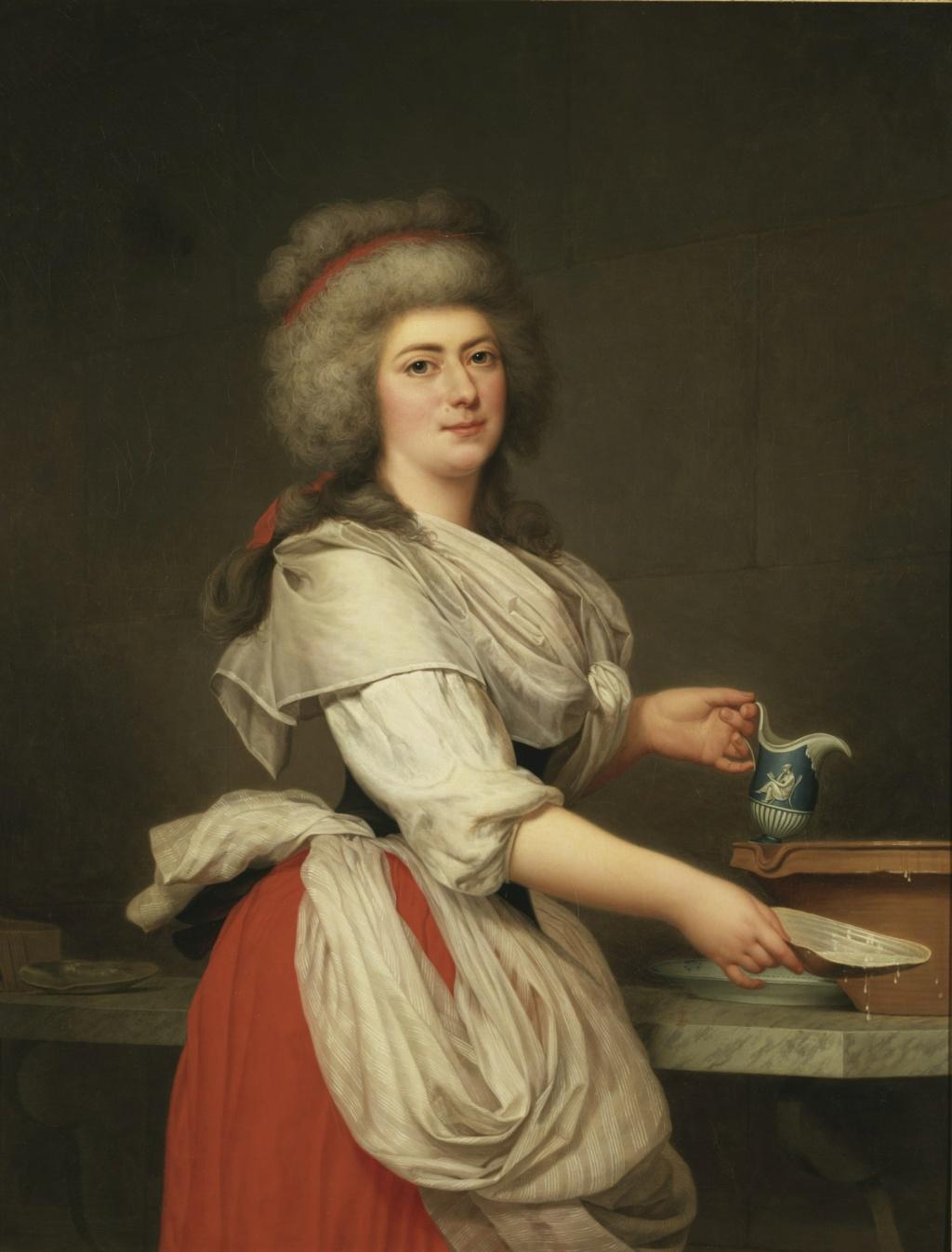 La famille de Madame Campan : Les Genet et Auguié Lossy-13