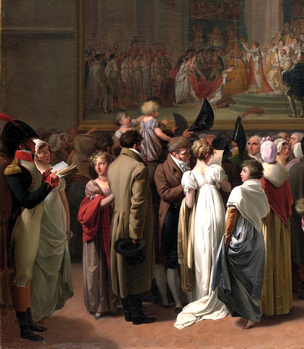 Louis-Léopold Boilly : peintre de la société parisienne de Louis XVI à Louis-Philippe Louis-21