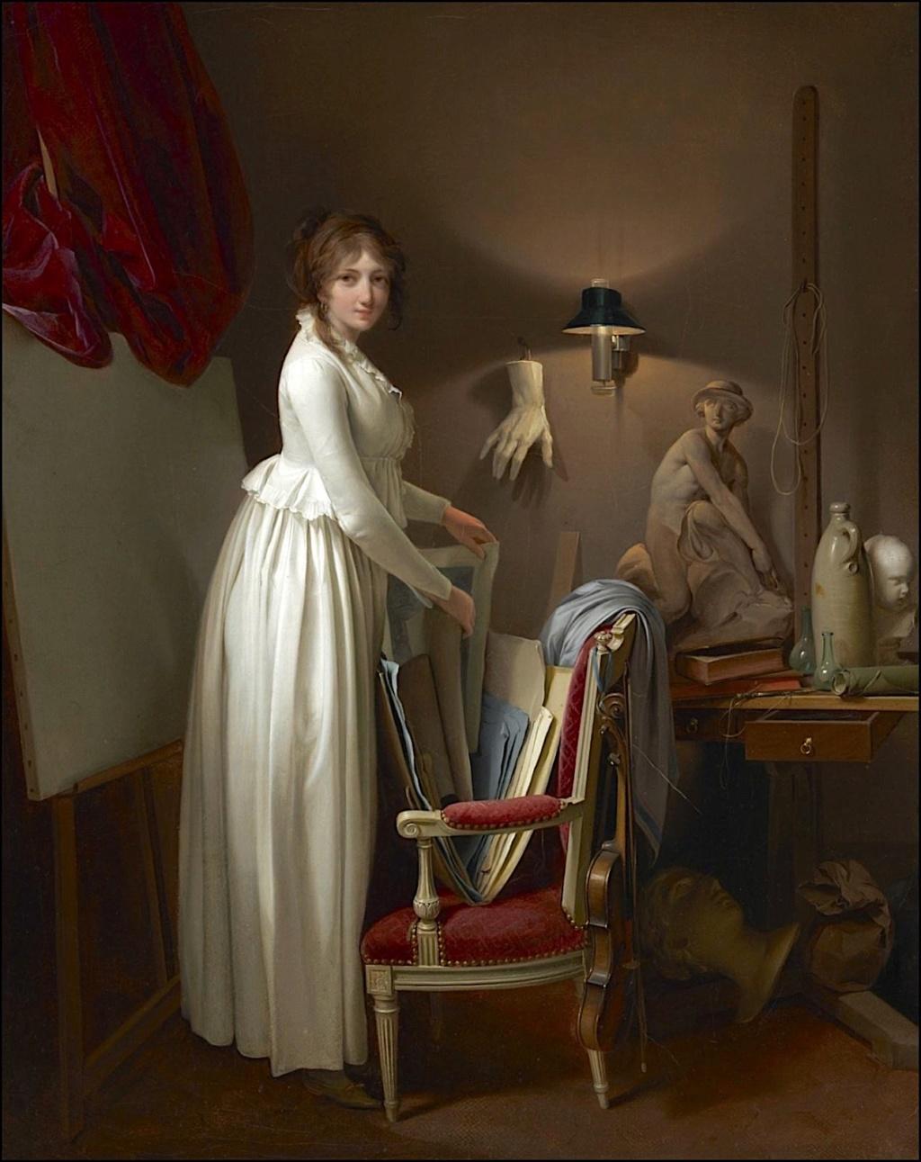 Louis-Léopold Boilly : peintre de la société parisienne de Louis XVI à Louis-Philippe Louis-23