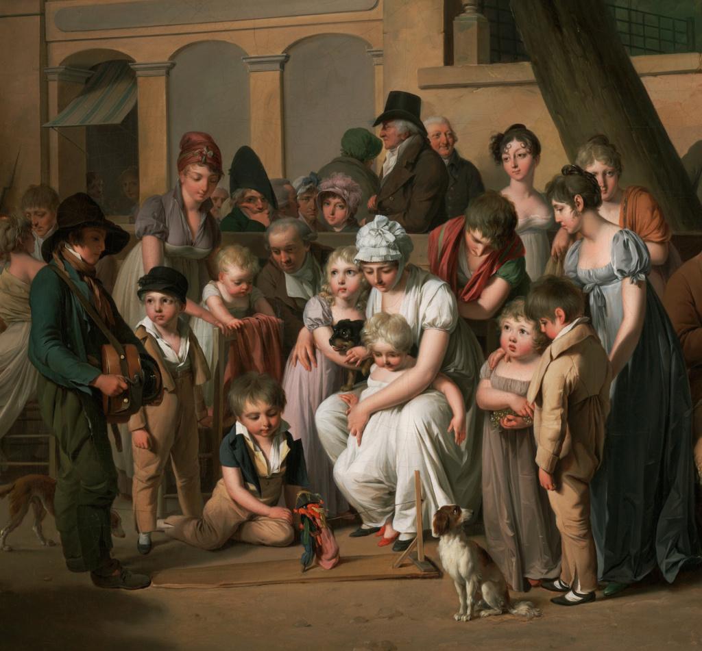 Louis-Léopold Boilly : peintre de la société parisienne de Louis XVI à Louis-Philippe Louis-24
