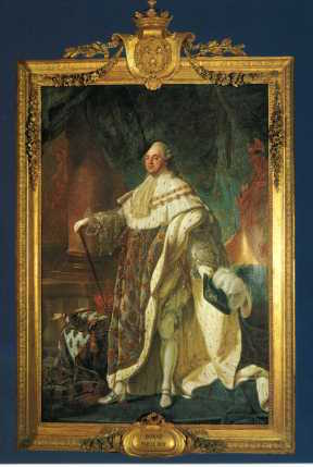 Les cadres français du XVIIIe siècle et leurs ornements Louis10