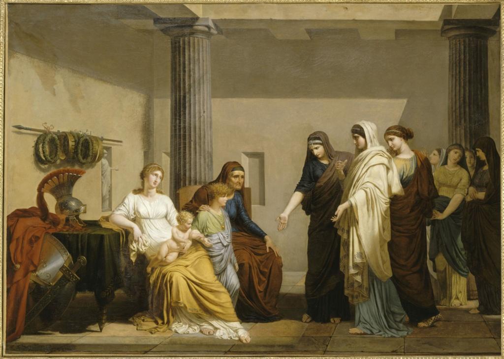 Louis Gauffier (1762-1801), peintre français installé en Italie Louis109