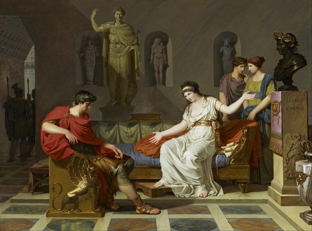 Louis Gauffier (1762-1801), peintre français installé en Italie Louis110