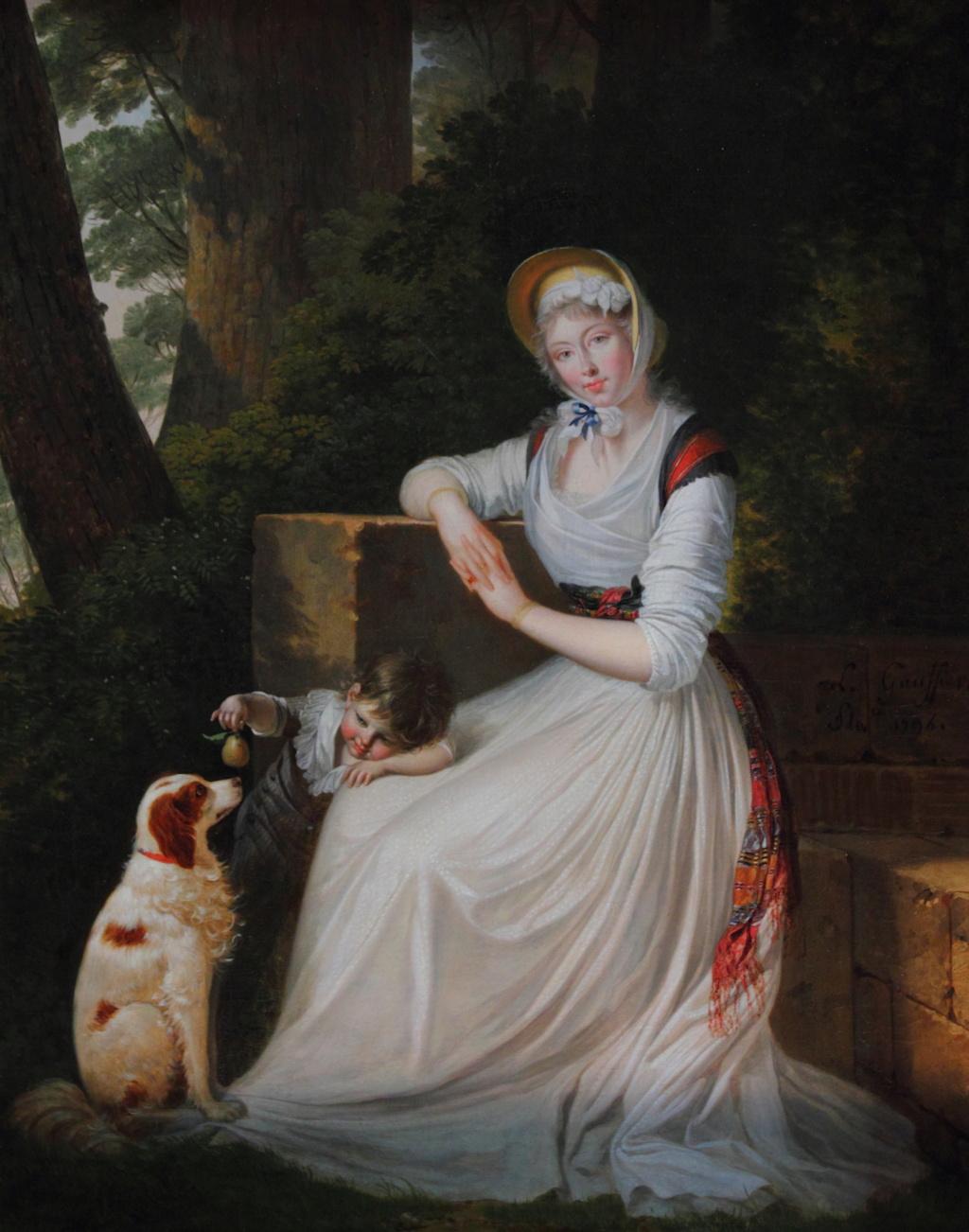 Louis Gauffier (1762-1801), peintre français installé en Italie Louis113