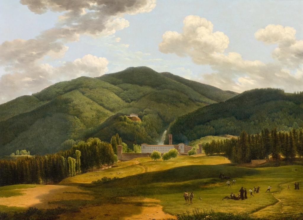 Louis Gauffier (1762-1801), peintre français installé en Italie Louis114