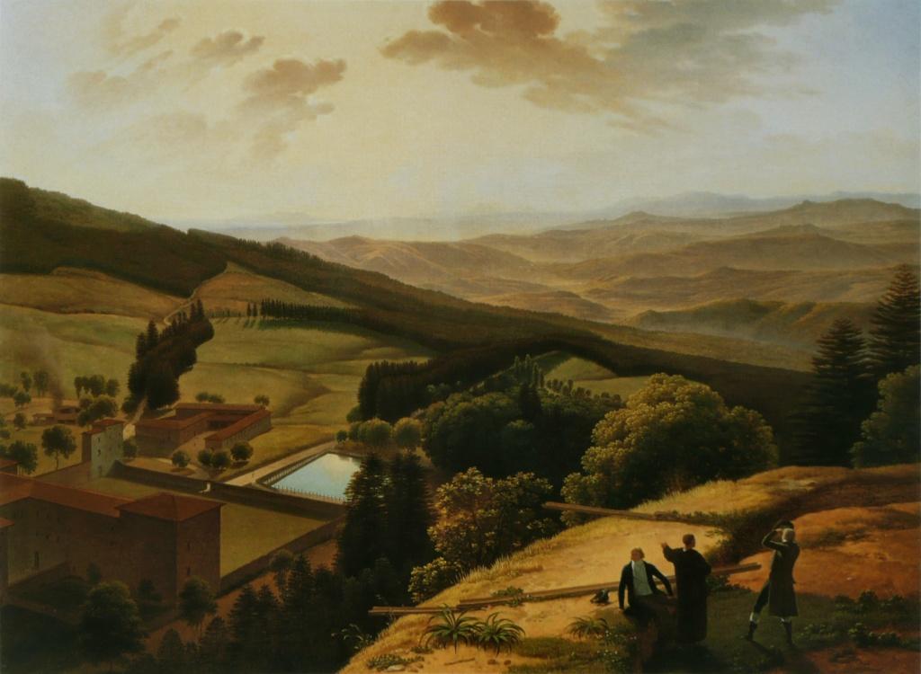 Louis Gauffier (1762-1801), peintre français installé en Italie Louis115