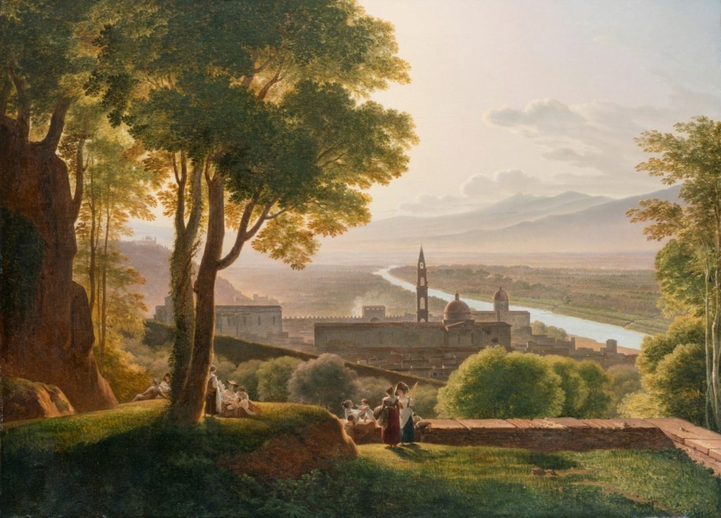 Louis Gauffier (1762-1801), peintre français installé en Italie Louis116