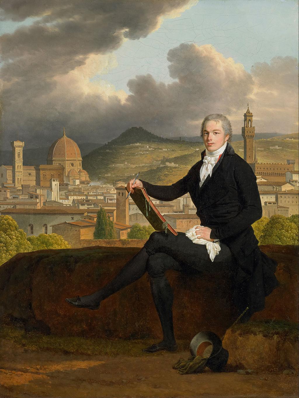 Louis Gauffier (1762-1801), peintre français installé en Italie Louis117