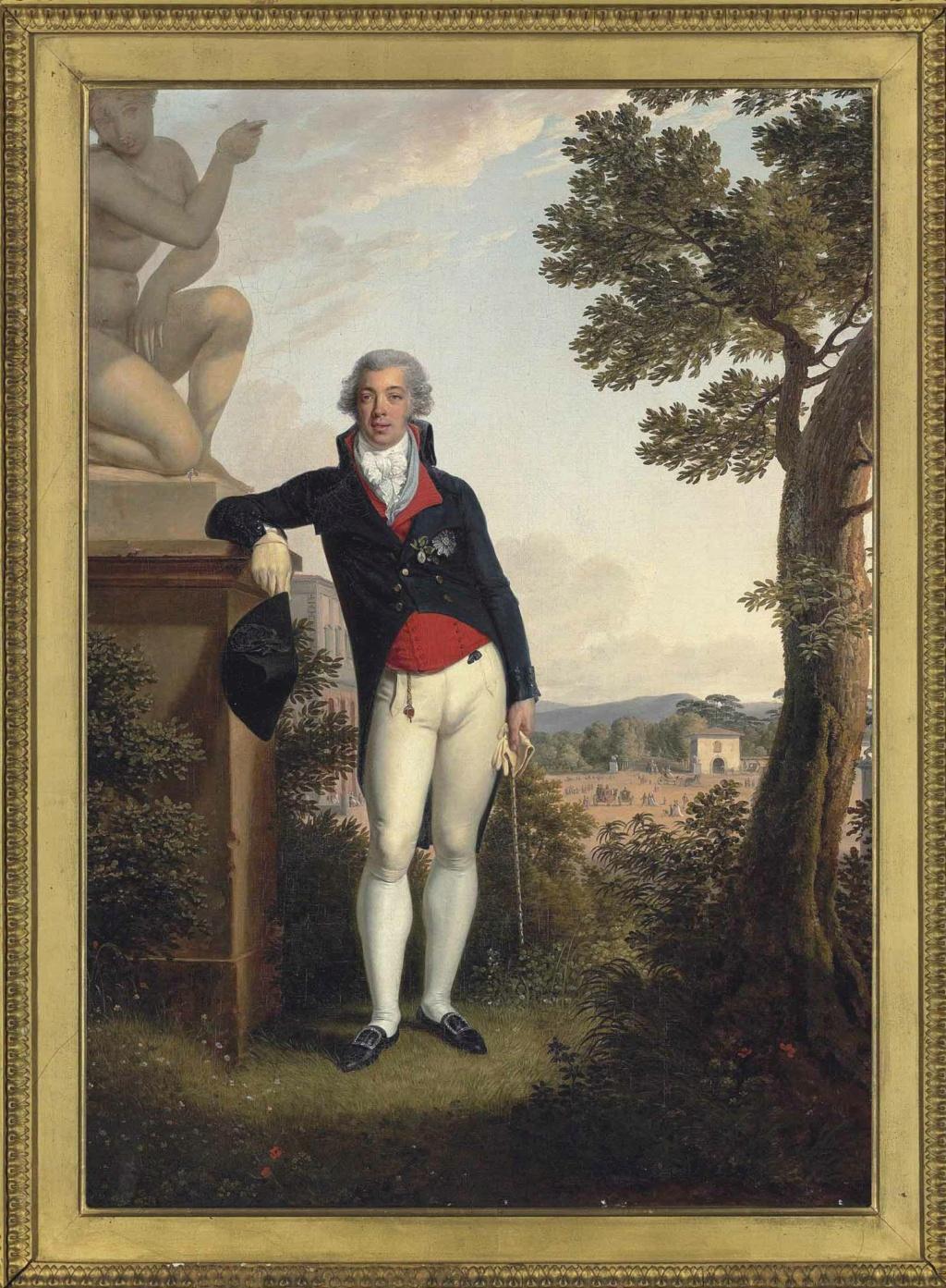 Louis Gauffier (1762-1801), peintre français installé en Italie Louis118