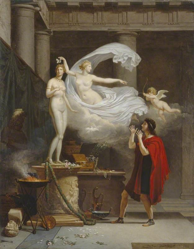 Louis Gauffier (1762-1801), peintre français installé en Italie Louis124