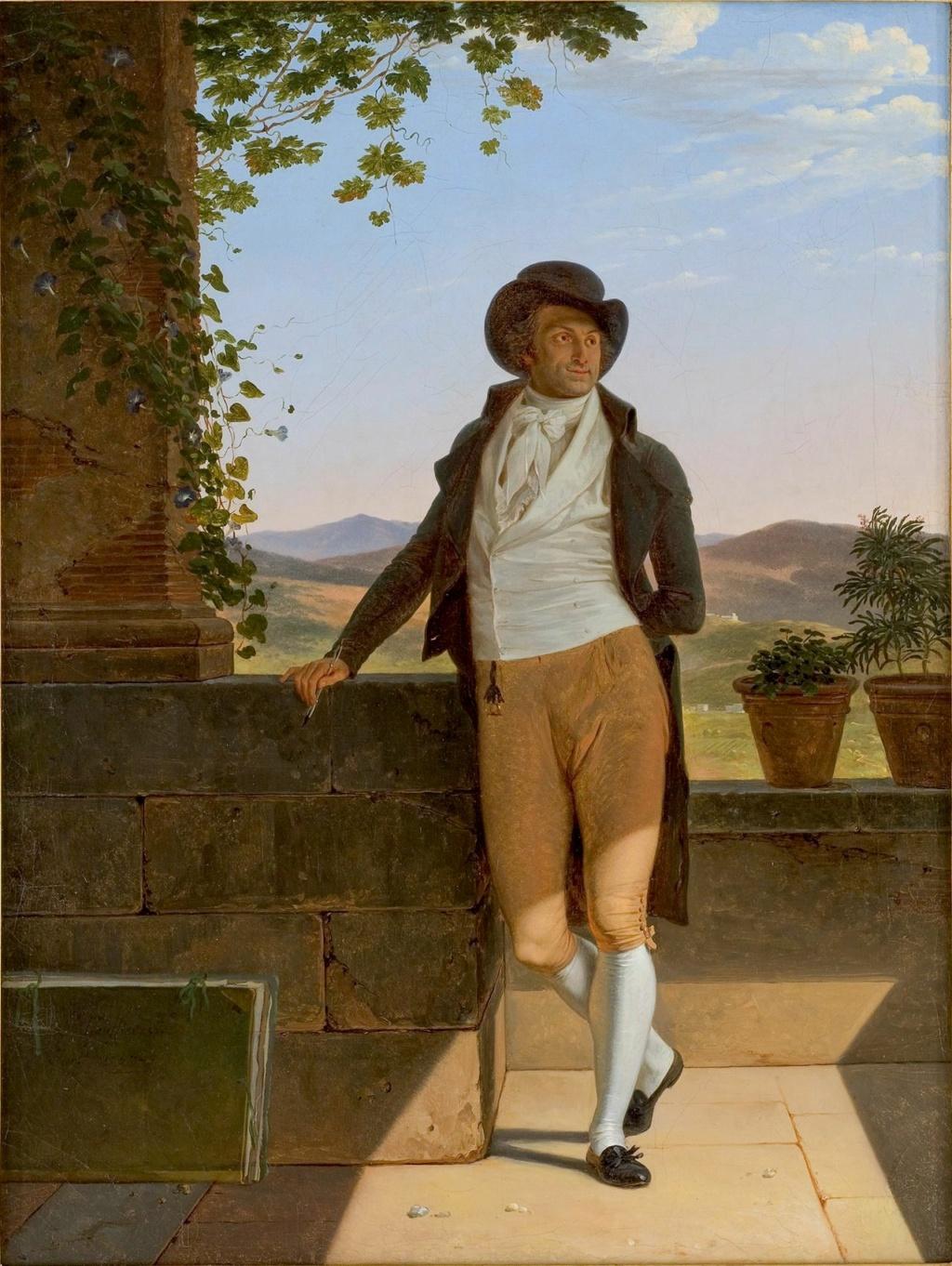 Louis Gauffier (1762-1801), peintre français installé en Italie Louis125