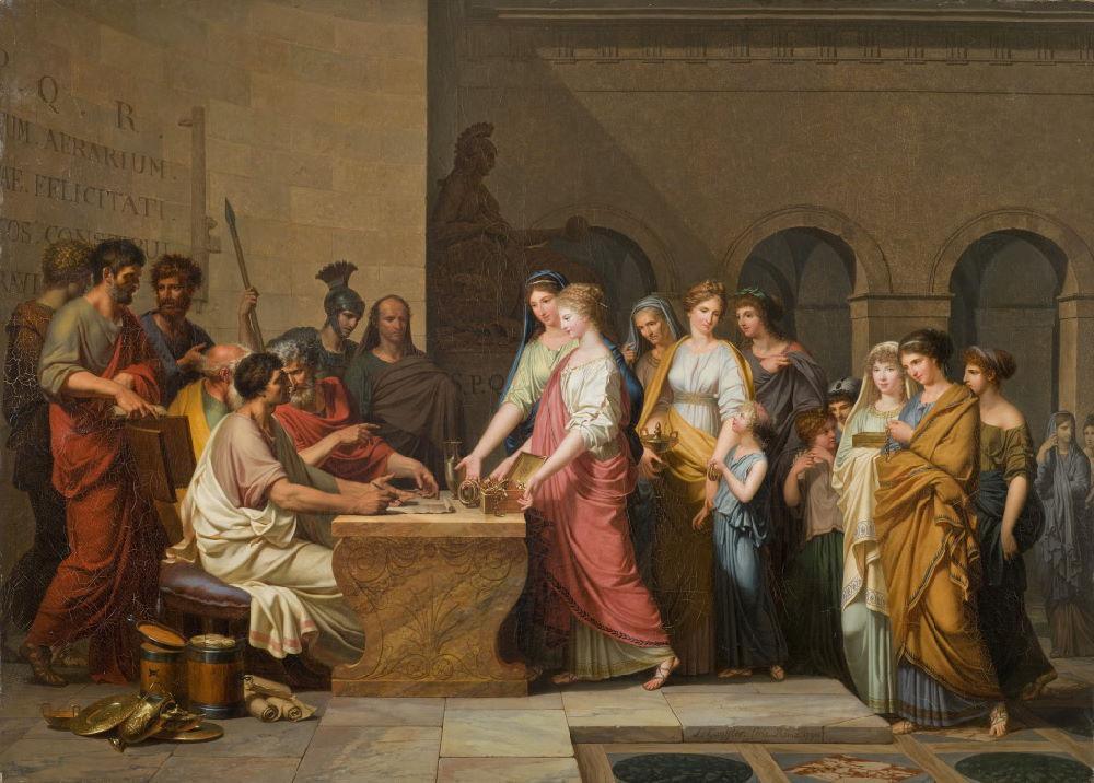 Louis Gauffier (1762-1801), peintre français installé en Italie Louis126
