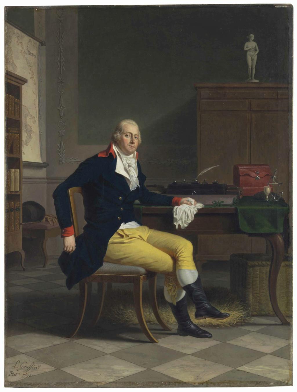 Louis Gauffier (1762-1801), peintre français installé en Italie Louis129