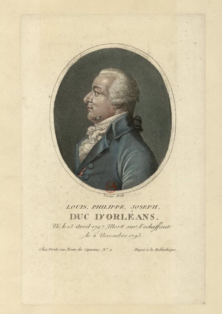 Louis-Philippe d'Orléans, duc de Chartres, puis duc d'Orléans (1785-1790), dit Philippe Égalité - Page 5 Louis132