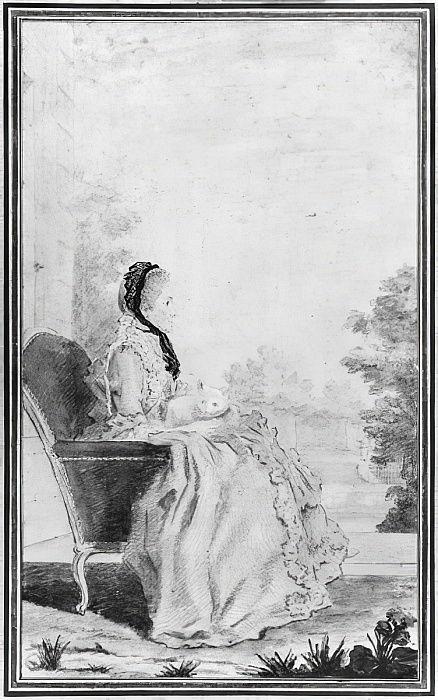 Marie de Vichy-Chamrond (ou Champrond), marquise du Deffand - Page 3 Louis136