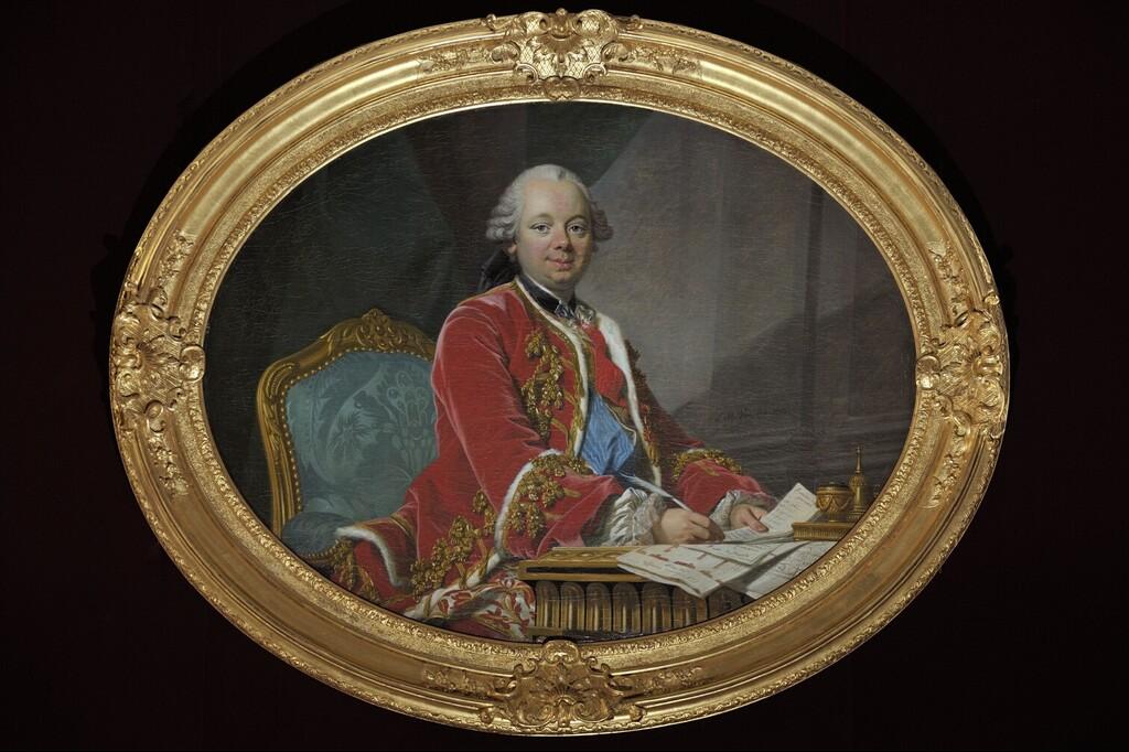choiseul - Etienne-François de Choiseul-Stainville, duc de Choiseul  Louis_21
