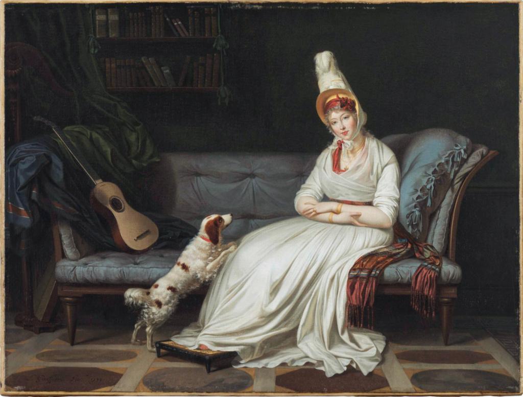 Louis Gauffier (1762-1801), peintre français installé en Italie Louis_25