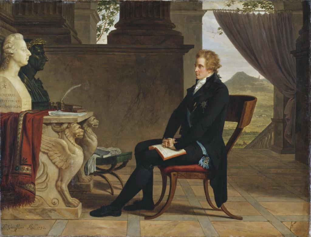 Louis Gauffier (1762-1801), peintre français installé en Italie Louis_26