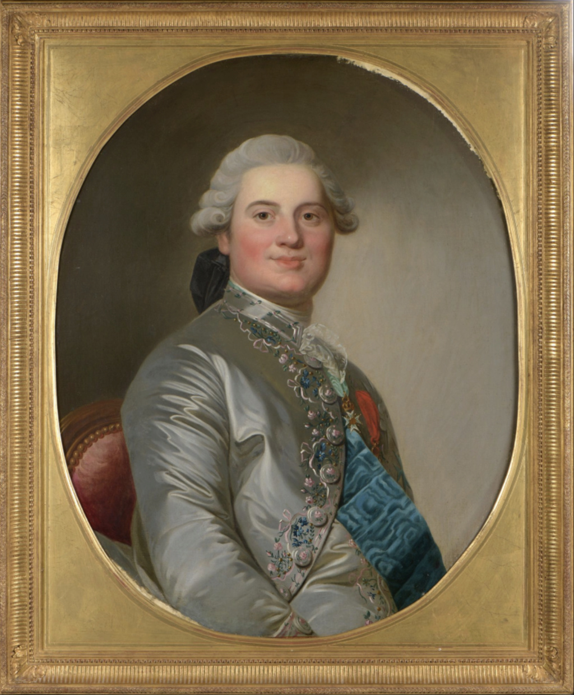 Louis-Stanislas, comte de Provence, et futur roi Louis XVIII - Page 9 Louis_31