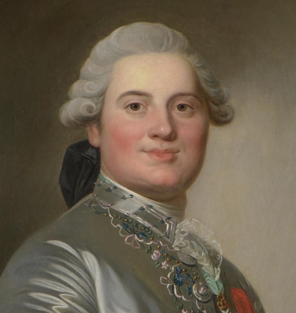 Louis-Stanislas, comte de Provence, et futur roi Louis XVIII - Page 9 Louis_32