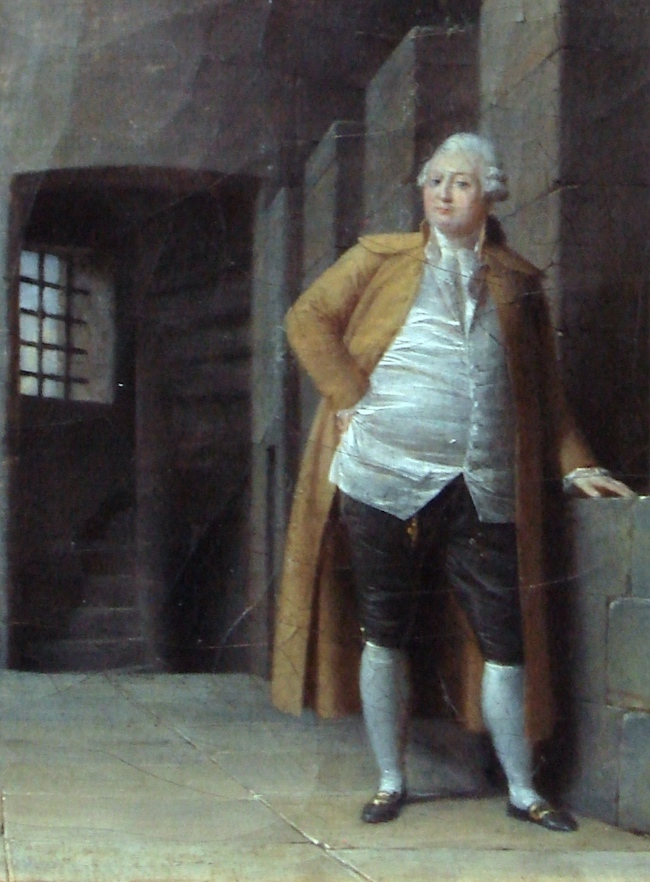 Louis XVI coiffé du bonnet phrygien Louis_70