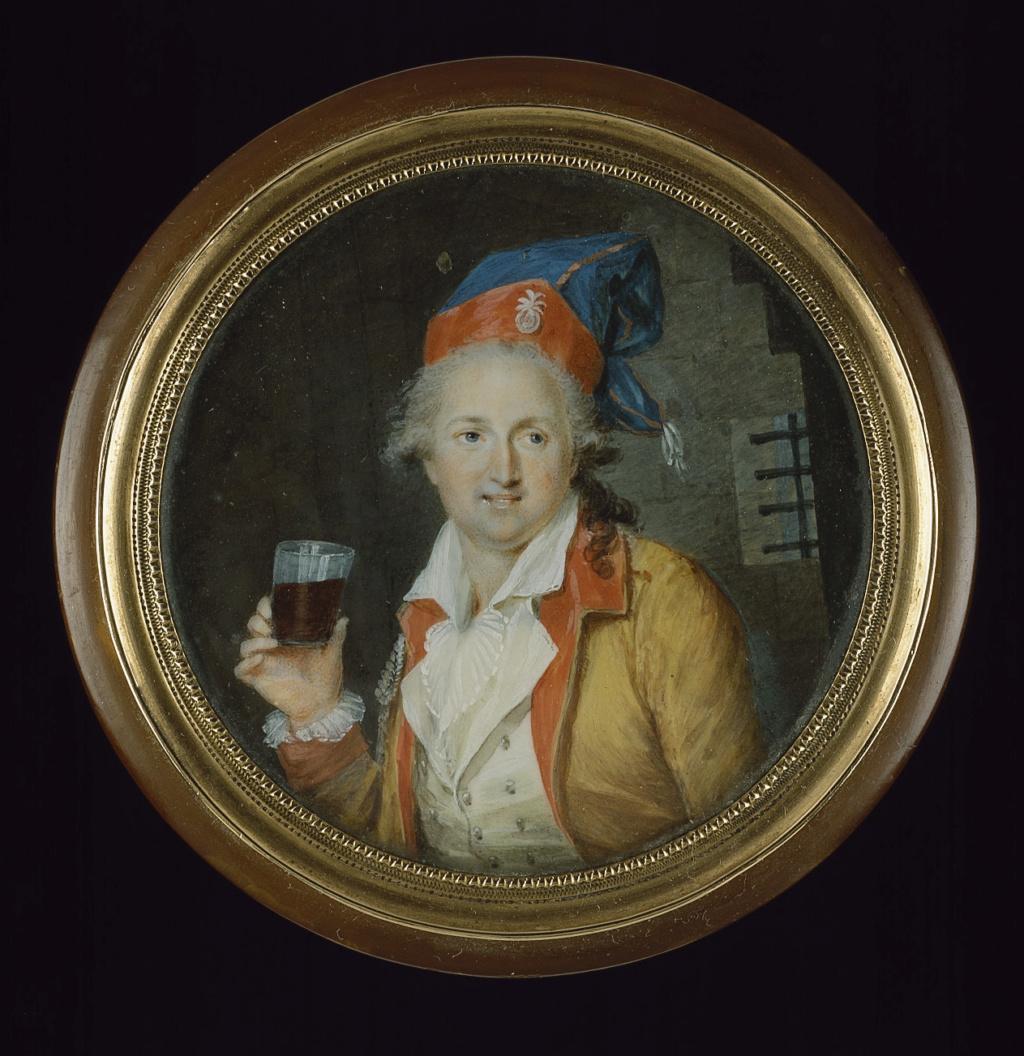Louis XVI coiffé du bonnet phrygien Louis_72